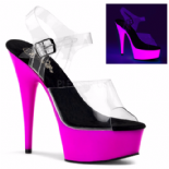 Scarpe Pleaser Delight 608UV C/NPP